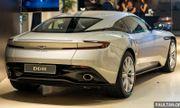 Xế sang Aston Martin DB11 V8 ra mắt, chào giá hơn 450.000 USD