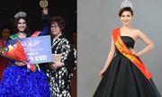 Hoa khôi Tiền Giang 2016 Diễm Trinh đoạt giải Á hậu Doanh nhân tại Nhật