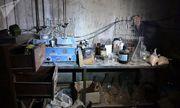 Cận cảnh phòng thí nghiệm và kho chứa hóa chất vừa phát hiện ở Syria