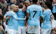 Đại thắng 5-0 trước Swansea, Man City thị uy sức mạnh nhà vô địch