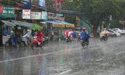 Dự báo thời tiết ngày Giỗ Tổ 10/3: Cảnh báo mưa dông diện rộng