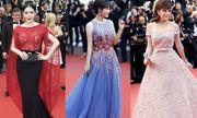 Điểm lại những lần xuất hiện ấn tượng nhất của Lý Nhã Kỳ tại LHP Cannes