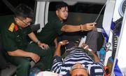 Trực thăng bay xuyên đêm ra Trường Sa cứu bệnh nhân nhồi máu cơ tim