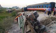 Vụ lật tàu: Người đứng đầu ngành Đường sắt phải chịu trách nhiệm
