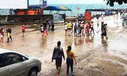 Áp thấp nhiệt đới khiến hơn 2.000 du khách bị mắc kẹt trên đảo Lý Sơn