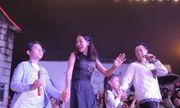 Hoàng Bách hát cùng người đẹp khuyết tật ở Sapa