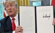 Tổng thống Trump bất ngờ ký sắc lệnh ngừng chia cắt gia đình nhập cư