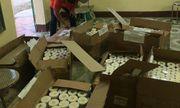 Nghệ An: Thu giữ hơn 1.000 lọ mỹ phẩm không rõ nguồn gốc, xuất xứ