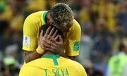 Đánh bại Serbia, Brazil đụng Mexico ở vòng 1/8 World Cup 2018