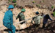 Nghệ An: Tiêu hủy bom Mỹ nặng gần 2 tạ còn sót lại sau chiến tranh