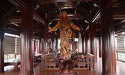 """Cận cảnh ngôi nhà 5 tầng bằng gỗ quý """"độc nhất vô nhị"""" tại Việt Nam"""