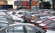 Xuất ngược 322 xe sang BMW về Đức sau 2 năm