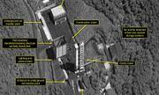 Triều Tiên bắt đầu tháo dỡ các cơ sở chính tại trạm phóng vệ tinh Sohae