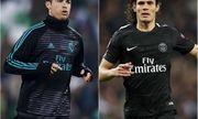 Cavani liệu có thế chỗ Ronaldo tại Real Madrid?