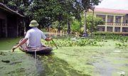 Hà Nội: Chưa thoát ngập, người dân