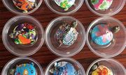 """""""Rùa mini"""" sơn đủ màu đang sốt trên mạng xã hội gây tranh cãi"""