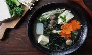 Clip: Lạ miệng với món canh rong biển đậu hũ chay Mùa Vu Lan