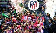 Đánh bại Real Madrid, Atletico Madrid lần thứ 3 giành Siêu cúp Châu Âu