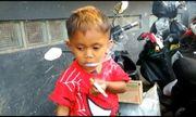 Video: Bé trai 2 tuổi 'nghiện' thuốc lá, hút 40 điếu trong ngày