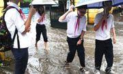 Học sinh Hà Nội có thể nghỉ học, lùi giờ tới trường vì ảnh hưởng của bão số 4