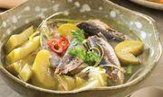 Cách nấu canh cá nục bầu chua dân dã chiêu đãi cả nhà
