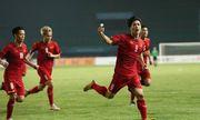Đánh bại Olympic Bahrain, Olympic VN lần đầu vào tứ kết bóng đá nam ASIAD