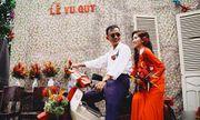 Ngắm bộ ảnh cưới độc nhất vô nhị của cặp đôi 'Cô Mít - Cậu Tèo' ở An Giang