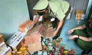 Hà Nội: Hàng loạt cơ sở sản xuất, bán bánh trung thu không rõ nguồn gốc