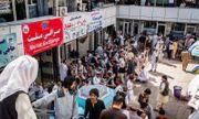 Lệnh cấm vận của ông Trump khiến giới mua bán tiền tệ chợ đen Afshanistan và Iran thu lợi lớn