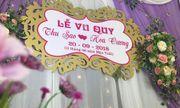 Khung cảnh đám cưới tại nhà cô dâu 61 lấy chồng 26 tuổi: Nhộn nhịp, sẵn sàng cho ngày trọng đại