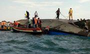 Thảm họa lật phà tại Tanzania: Số nạn nhân thiệt mạng lên tới 136 người