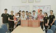 TocoToco đón Trung thu cùng các trẻ em tại khoa Nhi bệnh viện K Tân Triều