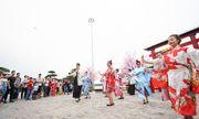 Đến Sun World Halong Complex chiêm ngưỡng sức nặng ngàn cân của các Sumo Nhật Bản