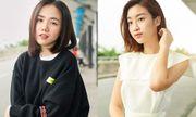 """Đỗ Mỹ Linh, Phương Ly khoe mặt mộc xinh đẹp """"một chín một mười"""" tại sân bay"""