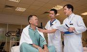 Hồi phục nhanh sau 3 ngày mổ robot chữa ung thư đại trực tràng