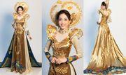 Hé lộ trang phục dân tộc của Phương Nga tại Miss Grand International 2018