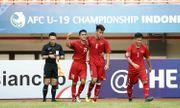 Thủng lưới phút 89, U19 Việt Nam thua ngược Jordan 1-2 ở giải châu Á