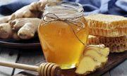 Mật ong gừng – Thức uống giảm cân an toàn và hiệu quả