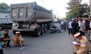 Nghệ An: Bé 3 tuổi tử vong thương tâm sau va chạm với xe đầu kéo