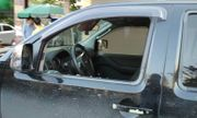 Điều tra vụ đập kính, cướp 3,5 tỉ đồng trong ô tô đậu trước cửa ngân hàng
