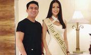 Phía Hoa hậu Phương Khánh lên tiếng về tin đồn hẹn hò bác sĩ Chiêm Quốc Thái