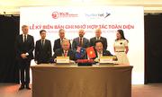 Tập đoàn T&T Group ký kết biên bản ghi nhớ hợp tác toàn diện với hiệp hội doanh nghiệp HunterNet (Australia)