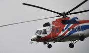 Cận cảnh 2 chiếc trực thăng hiện đại bậc nhất của Nga tại sân bay Gia Lâm