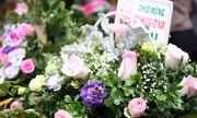 Thị trường hoa 20/11: Tăng giá xa, hạ giá gần