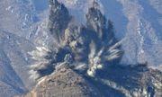 Cận cảnh Hàn Quốc, Triều Tiên cho nổ tung các chốt gác ở khu phi quân sự