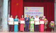 Dư âm ngày 20/11: Ơn Cha nghĩa Thầy ở trường Nguyễn Khuyến - Nam Định với hơn 40 năm lịch sử