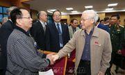 Tổng Bí thư, Chủ tịch nước Nguyễn Phú Trọng tiếp xúc cử tri quận Ba Đình và Tây Hồ