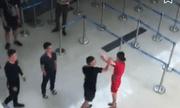 Vụ hành hung nữ nhân viên hàng không: Khởi tố 3 bị can