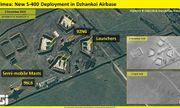 """Nga triển khai """"rồng lửa"""" S-400 sát vách Ukraine giữa lúc căng thẳng leo thang"""