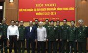 Giới thiệu nhân sự Quân đội quy hoạch Ban Chấp hành Trung ương